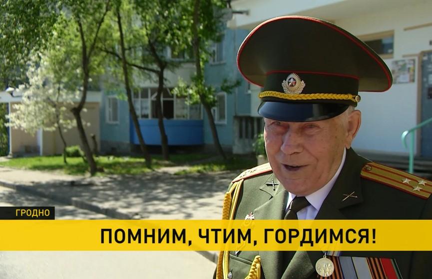 Дань уважения Героям войны отдают по всей Беларуси: как поздравляют ветеранов и готовятся к 9 Мая в регионах