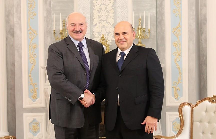 Александр Лукашенко провел встречи с премьер-министрами стран Евразийского экономического союза. Итоги переговорного дня
