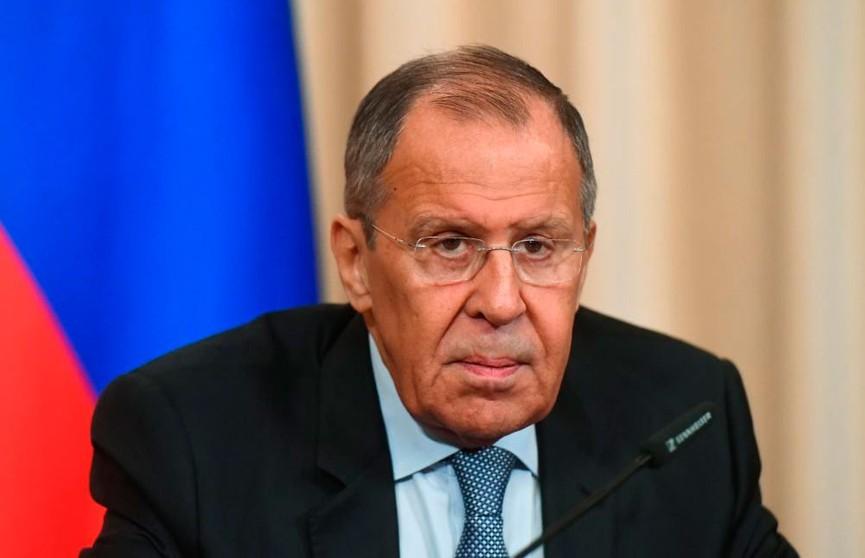 Лавров: Россия заинтересована в развитии ЕАЭС и Союзного государства