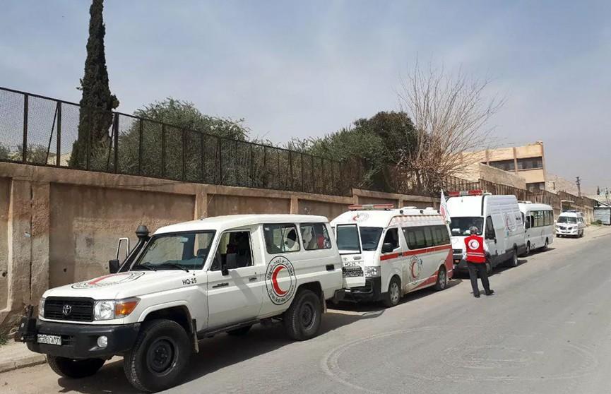 Девять человек погибли в результате нападения на автобусы в Сирии