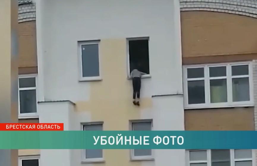 Когда селфи стоит слишком дорого. В Кобрине девушка упала с крыши пятиэтажки и оказалась в реанимации