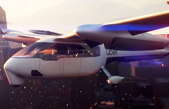 Летающее такси запускают в Нью-Йорке