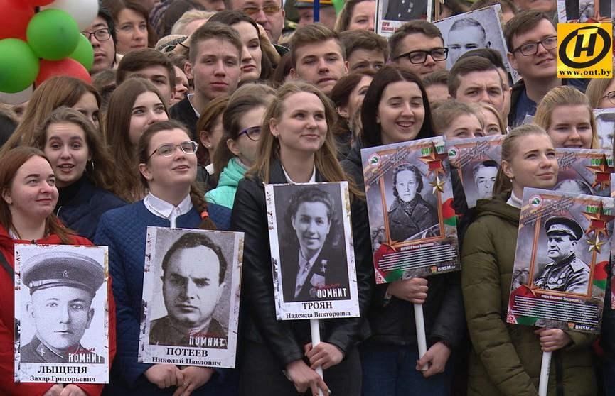 Победа, которая объединяет: 75 годовщина освобождения Беларуси от немецко-фашистских захватчиков