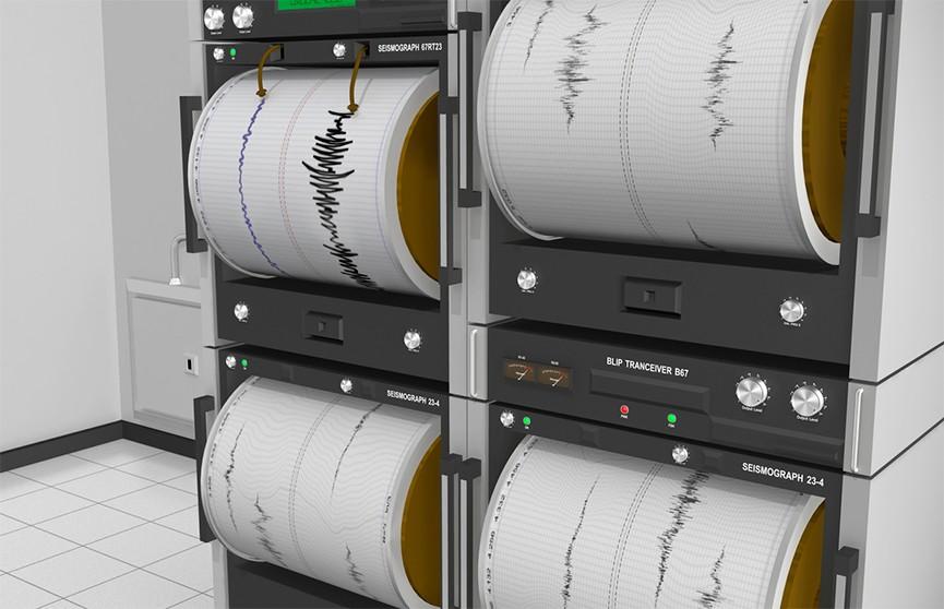 Землетрясение магнитудой 6,7 произошло у берегов Чили