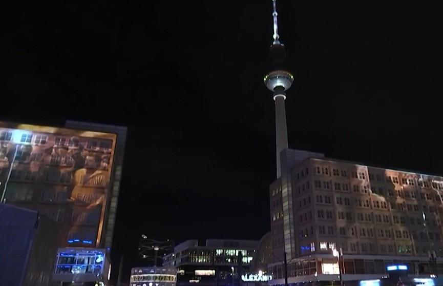 В Германии отмечают годовщину падения Берлинской стены