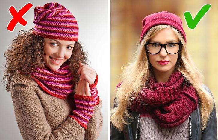 10 ошибок в сочетании одежды, которые мешают вам выглядеть стильно