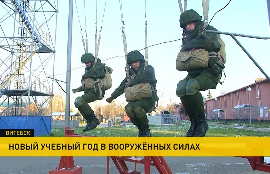 Чтобы ружьё выстрелило, а парашют раскрылся: чему в армии обучают десантников?