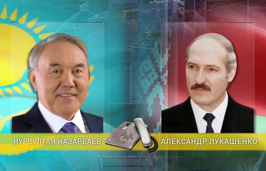Между Беларусью и Казахстаном всегда были и будут поддерживаться дружественные контакты как на уровне руководства, так и народов
