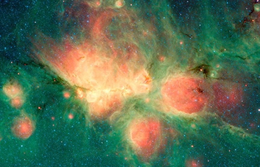 NASA показало Кошачью Лапу