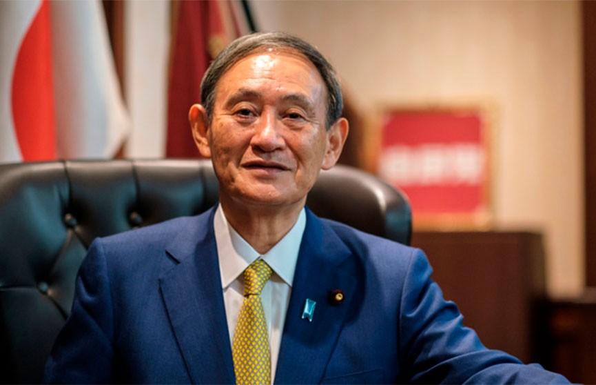 Ёсихидэ Суга утвержден в должности премьер-министра Японии