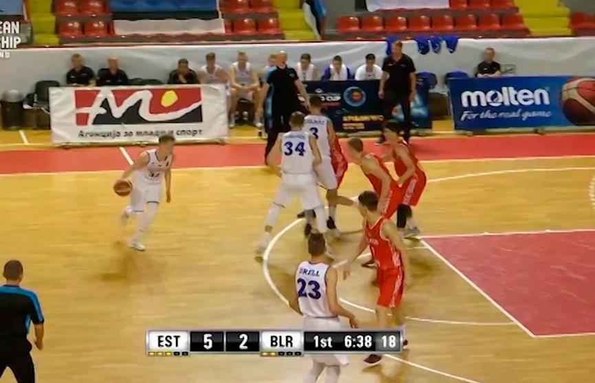 Белорусская сборная по баскетболу завершила выступление на чемпионате Европы