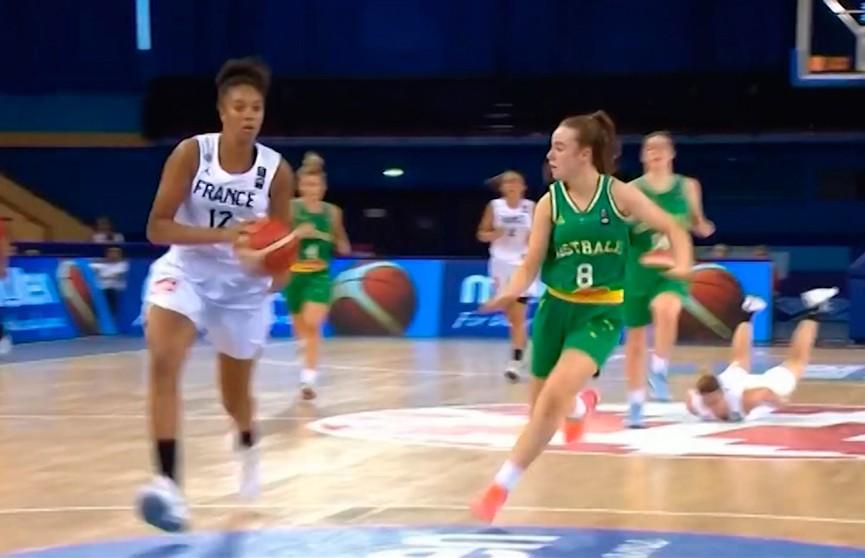 Сборные США и Франции поспорят за золото женского чемпионата мира по баскетболу U-17