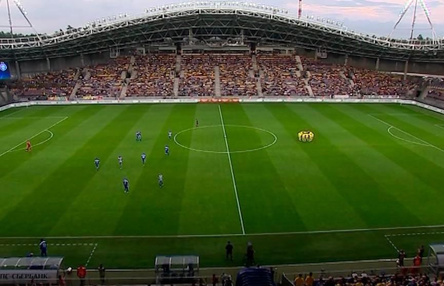 БАТЭ-Хик: ответный матч второго квалификационного раунда Чиги чемпионов