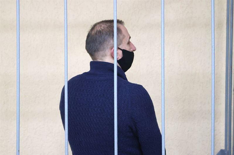 В Могилеве продолжается суд над бывшим директором регионального отделения Белгазпромбанка