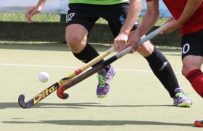 Игроки «Минска» – победители Суперкубка Беларуси по хоккею на траве среди мужских команд