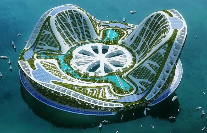 В ООН хотят строить плавающие города