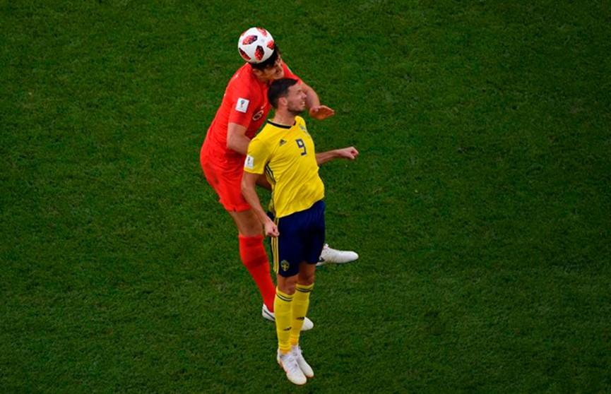 ЧМ-2018 по футболу: сборная Англии обыграла шведов