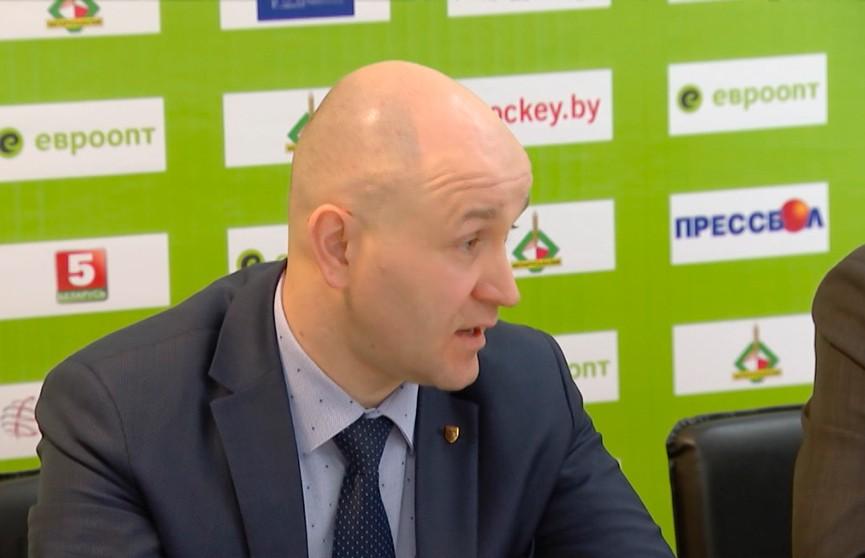 Геннадий Савилов возглавил дирекцию по проведению хоккейного Чемпионата мира 2021 года