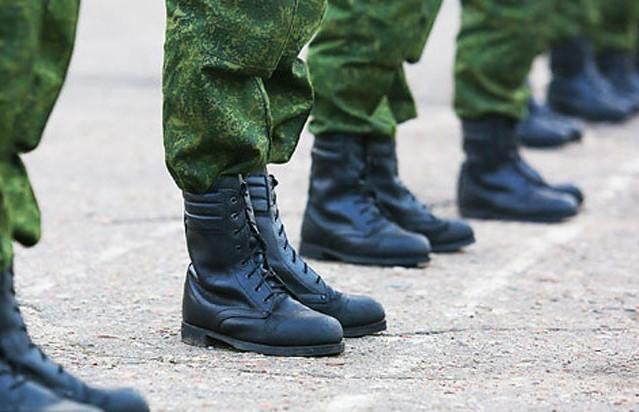 В Печах погиб солдат-срочник