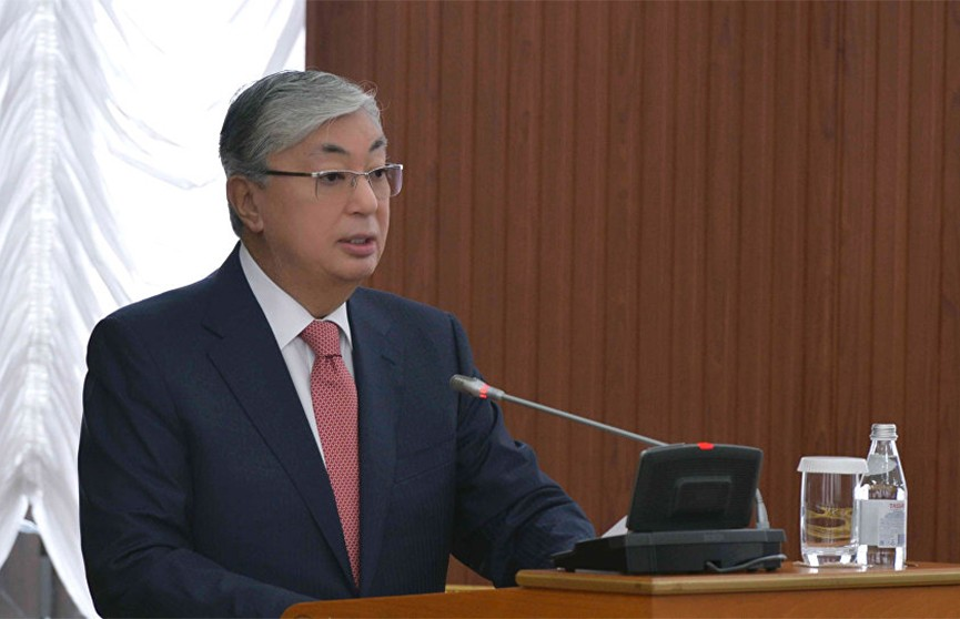 Касыма-Жомарта Токаева официально выдвинули кандидатом на пост президента Казахстана