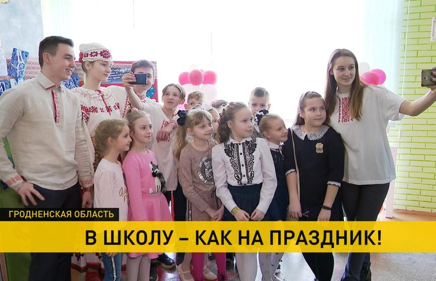 День родного языка отмечают в Ошмянах