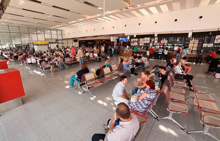Белорусские туристы, застрявшие в Бургасе, уже вылетели домой