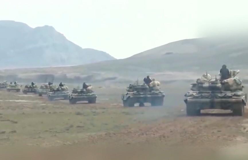 На границе Армении и Азербайджана произошли новые столкновения: есть погибшие