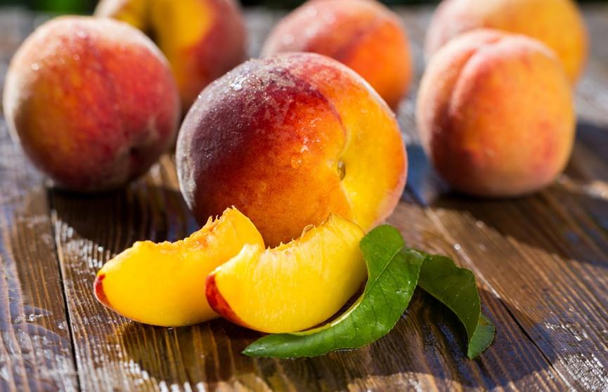 Названы полезные свойства персиков 🍑