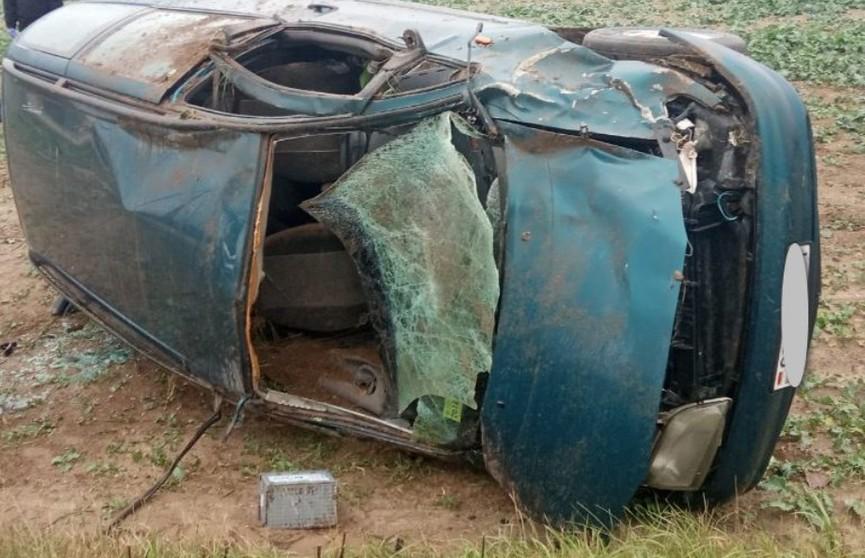 Смертельное ДТП: в Ивацевичском районе водителя выбросило из салона авто