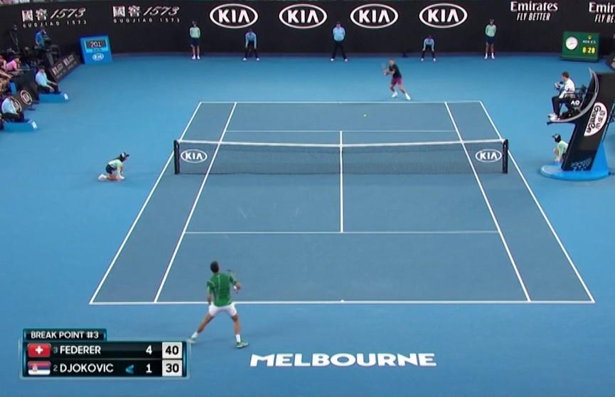 Australian Open 2020: Новак Джокович обыграл Роджера Федерера