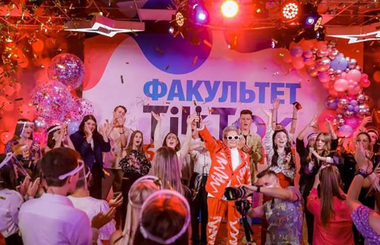 Первый в мире факультет ТikТоk открылся в украинском университете культуры