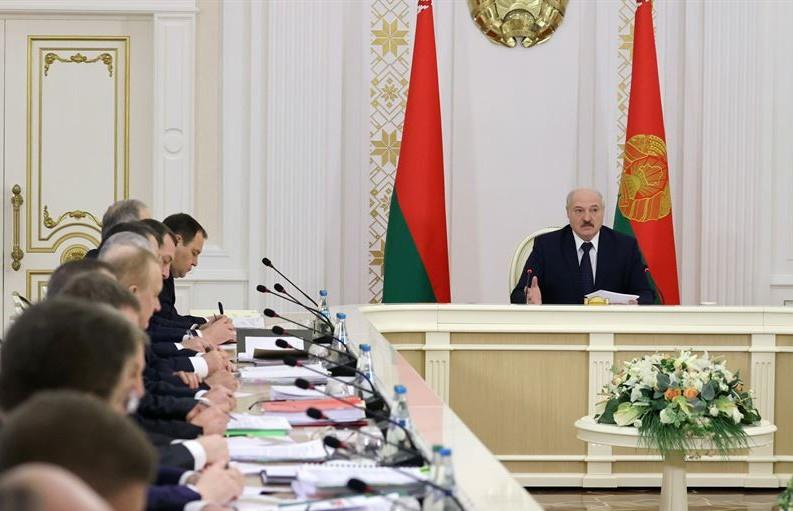 Лукашенко: На долю правительства выпал один из самых сложных периодов за последние десятилетия