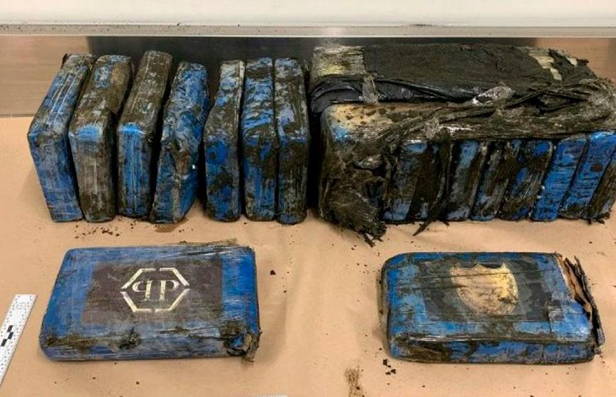 19 пакетов с кокаином вынесло на берег Новой Зеландии