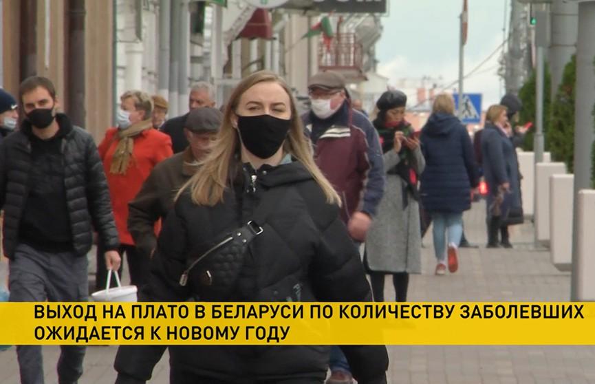 Масочный режим действует по всей Беларуси