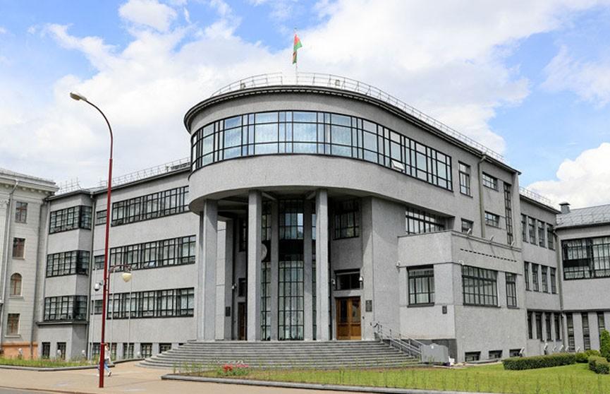 Президиум Совета Республики принял заявление в ответ на резолюцию Европарламента по ситуации в Беларуси