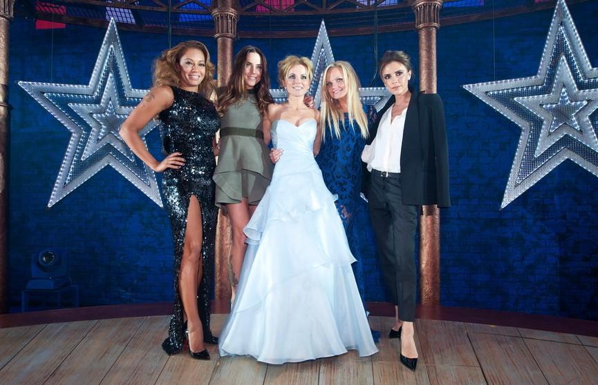 Группа Spice Girls объединится и отправится в турне