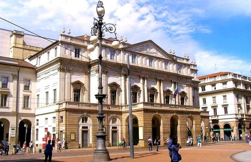 Театр Ла Скала открылся в Милане после карантина