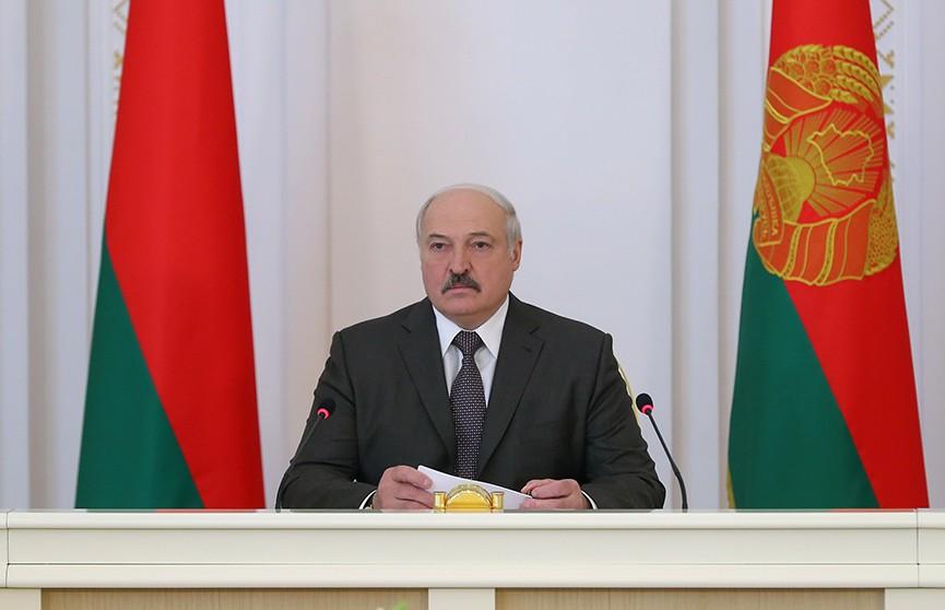 Лукашенко о парламентских выборах: Это должны быть честные и справедливые выборы. Чтобы никто не сомневался в их легитимности