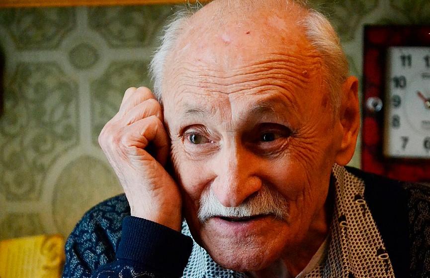 Умер  легендарный белорусский диктор Илья Курган