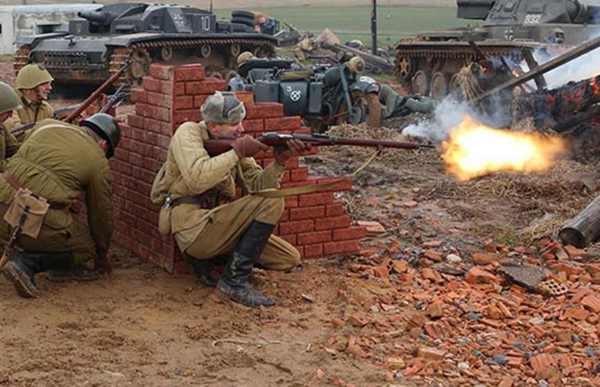 День артиллериста отметят на «Линии Сталина»