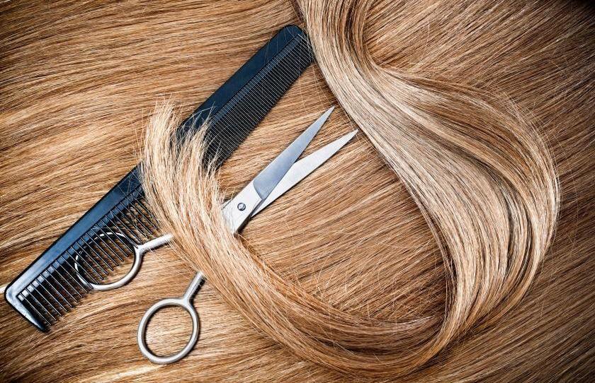 Девушке пришлось побриться, чтобы прекратить навязчивое выдергивание волос