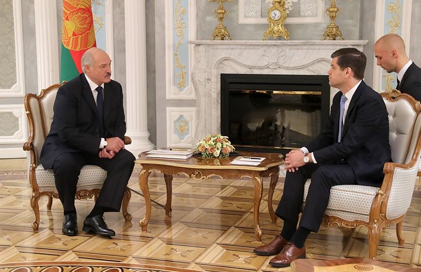 Александр Лукашенко рассчитывает на постепенное улучшение отношений между Беларусью и США