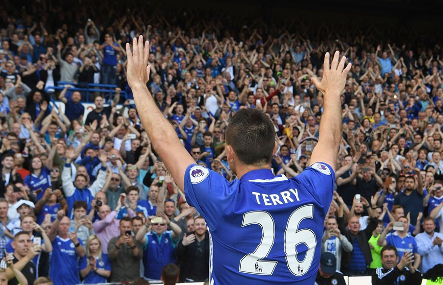 Футбол: английский защитник Джон Терри завершил карьеру