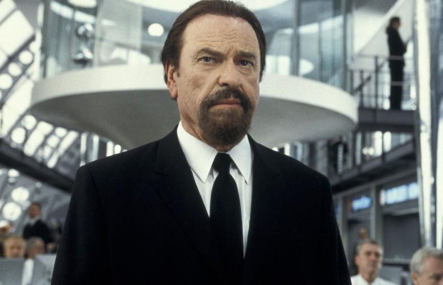 Умер актёр из фильма «Люди в чёрном»