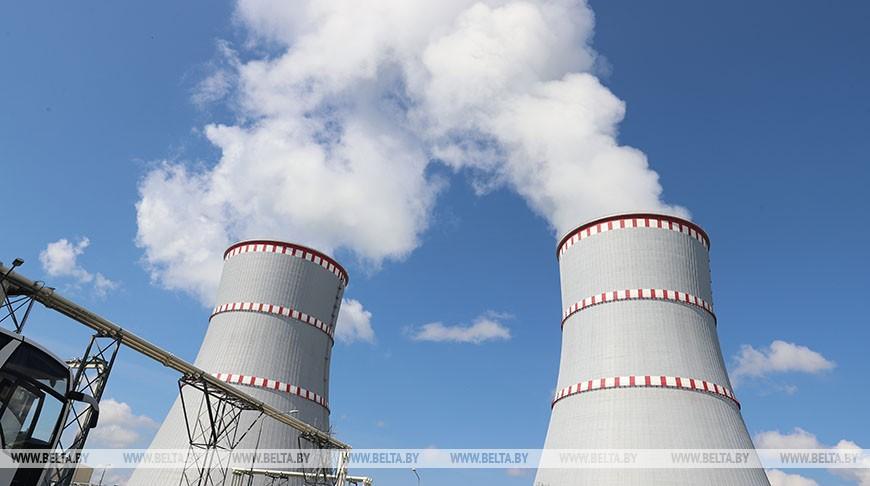 Минэнерго: Первый энергоблок БелАЭС отключен от сети