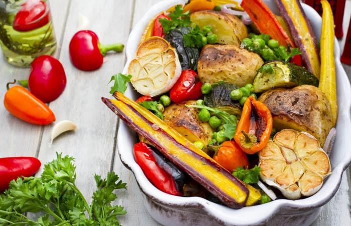 Учёные: вред от запечённых овощей не меньше, чем от газировки