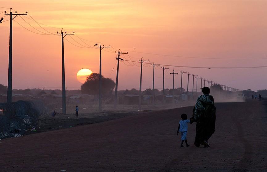 Судан остался без электричества