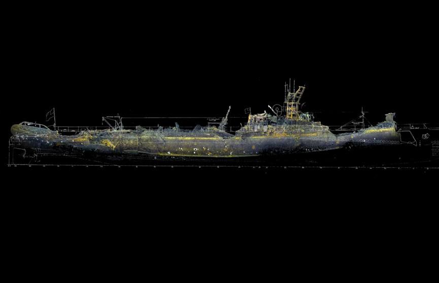 Видеофакт: найдена исчезнувшая 77 лет назад подлодка