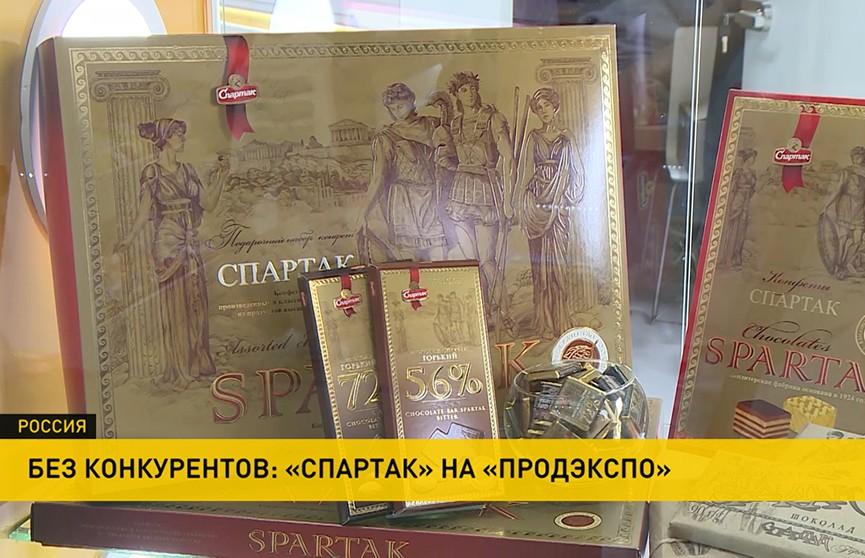 В Москве открылся гастрономический шоу-рум «Продэкспо». Узнали, какие новинки представила Беларусь