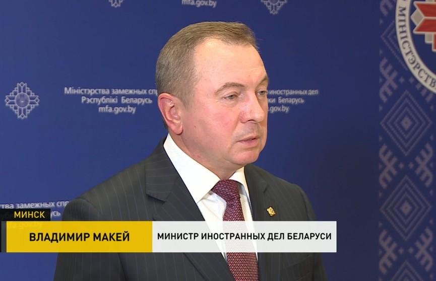 Владимир Макей о встрече Лукашенко и Болтона: Стороны хотят понять друг друга – и это самое главное